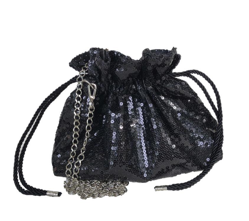Pouch Bag Paetê
