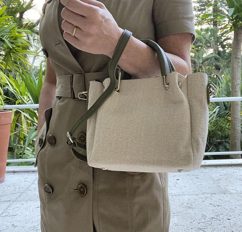 Mini Bag Juta